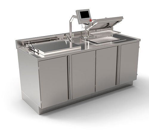 Fully-automatic-Pre-Cleaning-station